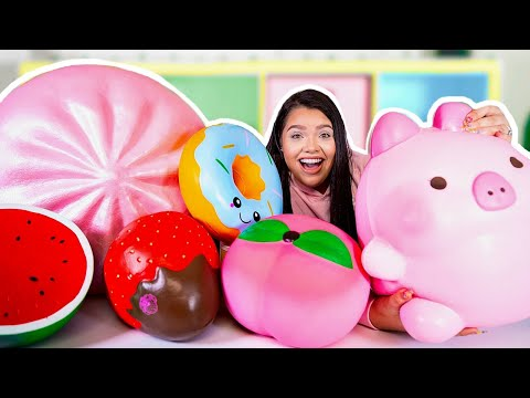 i-bought-the-biggest-squishies-i-could-find..-worlds-largest-squishy-review