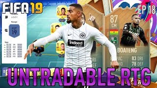 FIFA 19! THE UNTRADABLE RTG! DRAFT + MAKING PACKS! (PS4/XBOX)