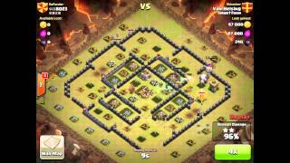 Clash of Clans - Gowiwi 101 - Changes to Clan War Strategy With Update