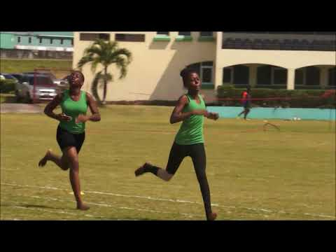 Girls' High School And Boys' Grammar School Sports Highlights (2018)