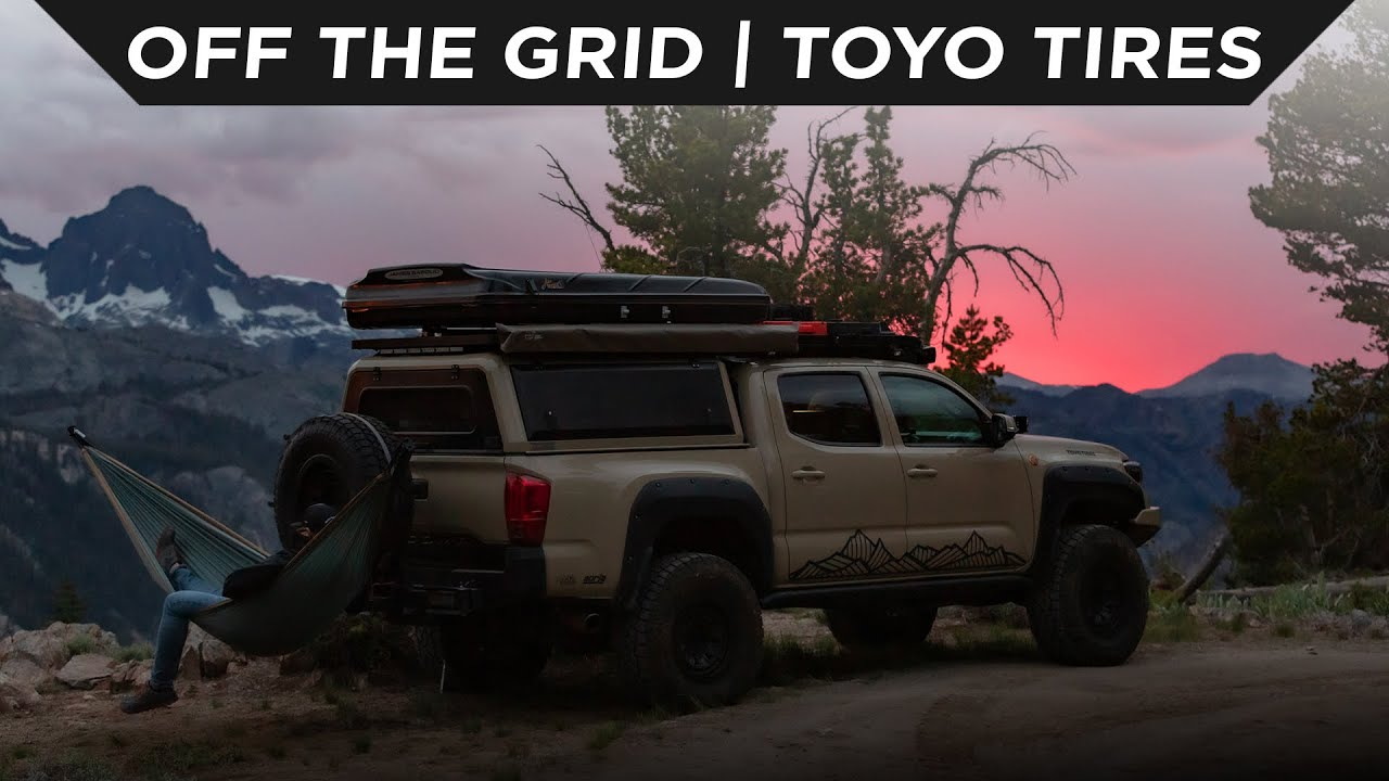 OFF THE GRID | TOYO TIRES | [4K]