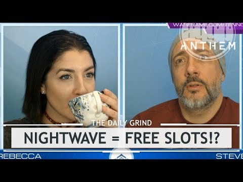 Warframe: Nightwave & The DEATH of Alerts - FREE SLOTS!? [thedailygrind] thumbnail