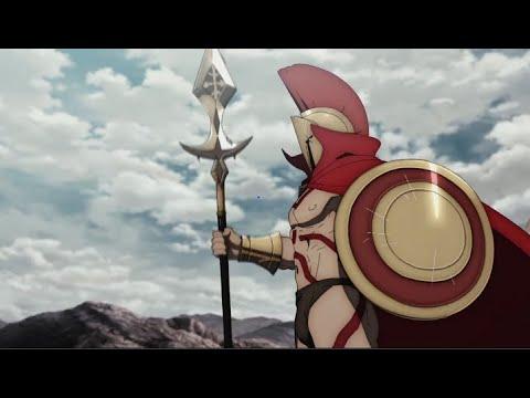 Download Leonidas vs Gorgon | Fate/Grand Order: Absolute Demonic Front - Babylonia