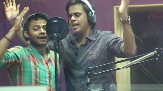 Baua A. K. A. Rj Raunac With Nandkishore Bairagi A. K. A. Rj Krishan  Red Fm  Glint Tv