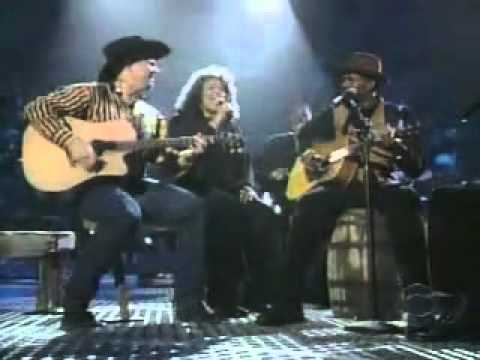 Garth Brooks & Keb Mo-Hand It Over