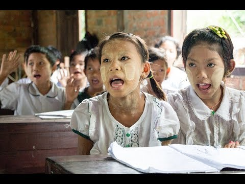 What census data tells us about education in Myanmar