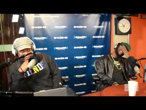 Big K.R.I.T Kicks a Fire Freestyle on Sway in the Morning