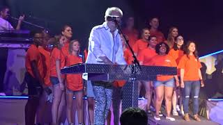 Foreigner : I Wanna Know What Love Is (Mauldin High Chorus) ... Simpsonville, SC 7/8/18.
