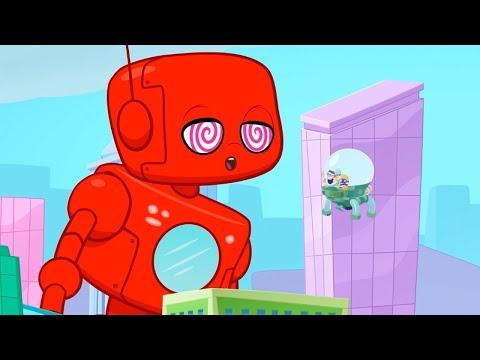 Morphle Em Português | Meu Robô Mágico é Hipnotizado! | Desenhos Em Portugues