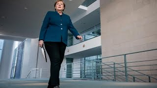 Allemagne : Merkel, en contact avec un médecin testé positif, se met en quarantaine (porte-parole)