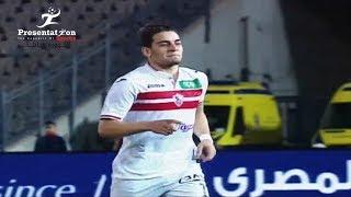 بالفيديو... أهداف مباراة الزمالك والمقاولون العرب في الدوري المصري