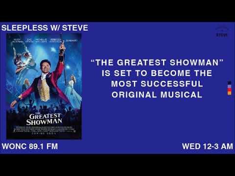 """The Greatest Showman"" is about to be the most successful original musical 