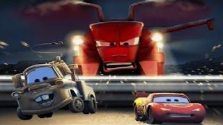 Мультфильм про Машинки Тачки Молния Маквин   3 часть  Disney Cars