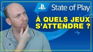 PS5 : une nouvelle vidéo STATE OF PLAY en approche ! Quels JEUX seront montrés ? Notre avis !