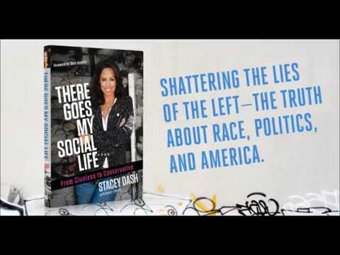 Stacey Dash Author Interview With Conservative Book Club