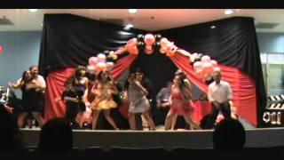 Clase ONEIRUX 2011 - Baile POSE (de Daddy Yankee)