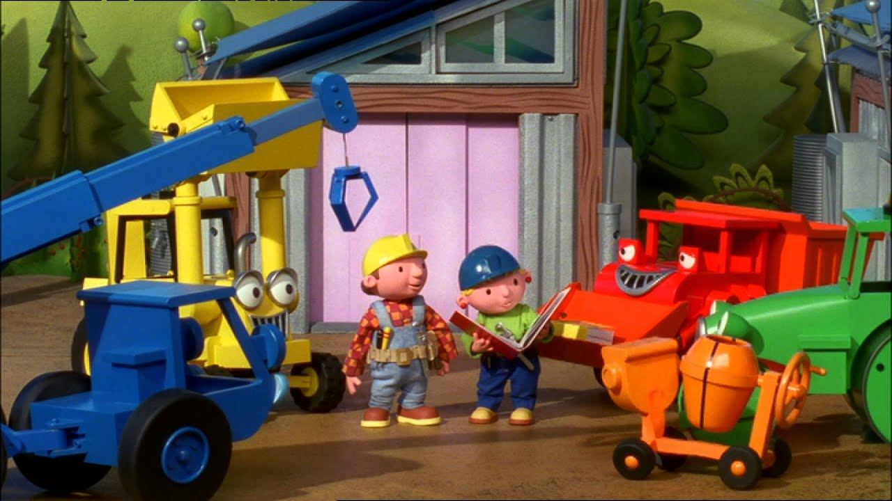 Cute Baby Dolphin Wallpaper Bob The Builder Bob S Big Idea Episode Two Chinese