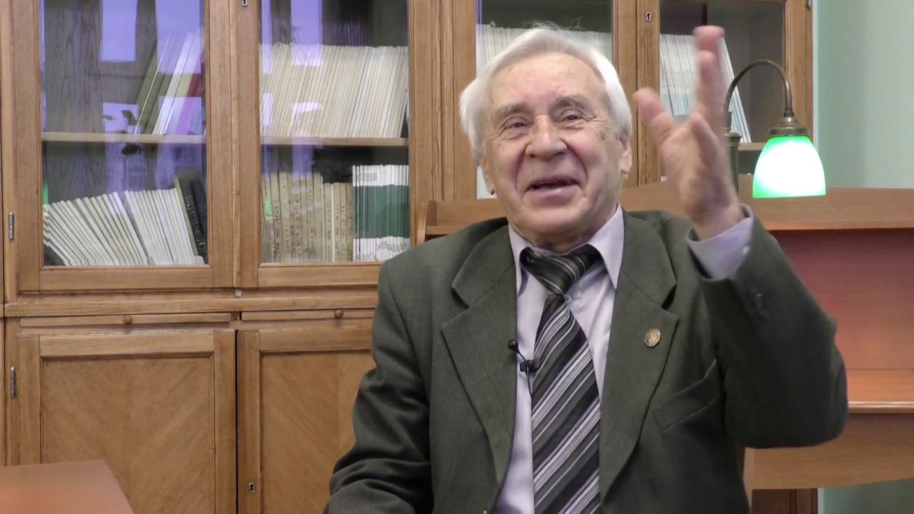 Математический анализ. Профессор Бутузов Валентин Фёдорович (Интервью)