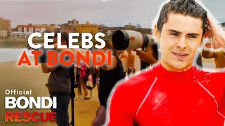 CRAZIEST Celeb Encounters at Bondi Beach