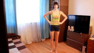 Упражнения для похудения икроножных мышц