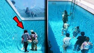 5 อันดับ สระน้ำสุดพิเศษและสวยที่สุดในโลก