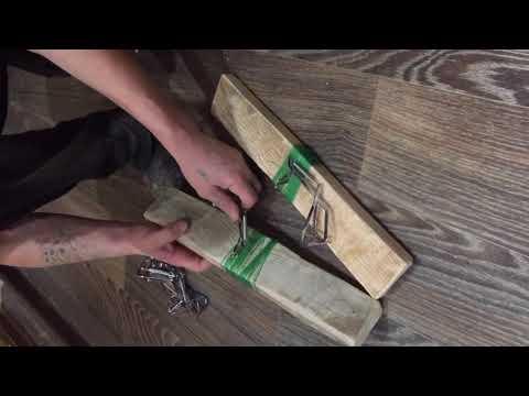 Капкан на щуку( изготовление)