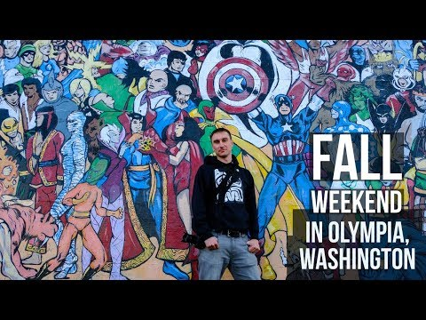 A Fall Weekend Tour Of Olympia, Washington