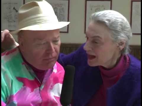 Marian Seldes on her father theater critic & columnist Gilbert Seldes ~ Stephen Holt Show