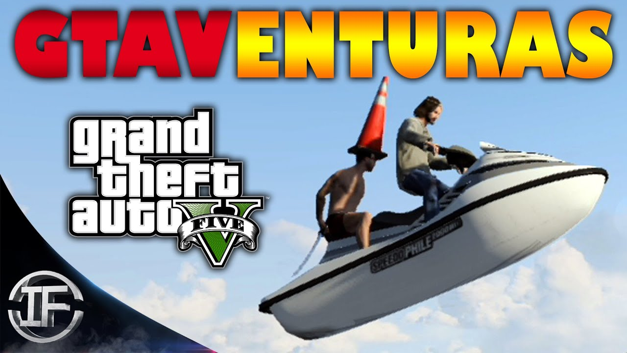GTAVenturas - NUEVA SERIE CON HACKS!! - VAMOS A LIARLA!! - GTA V Online (GTA 5)