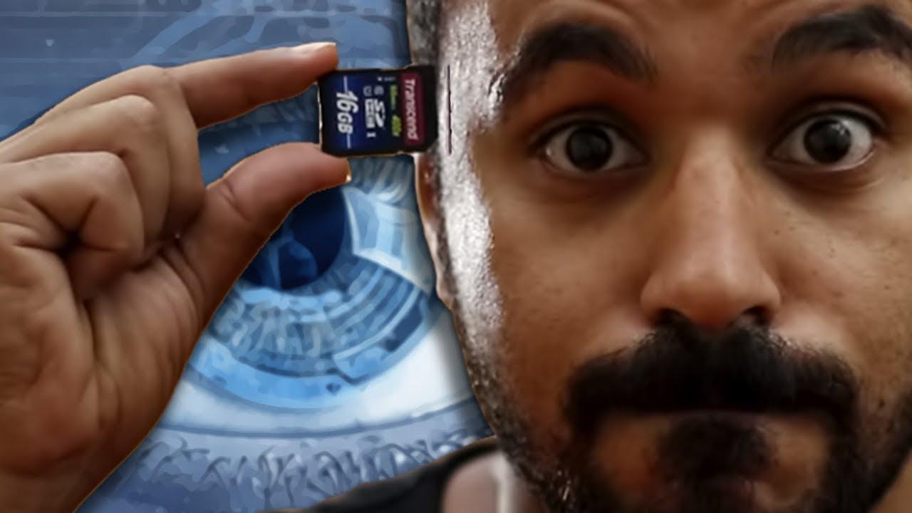 مخ الانسان كام جيجا ???? عين الانسان كام ميجا ????️ | اسأل الجرنوسي #06