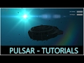 PULSAR: Lost Colony - BEGINNER Tutorial #1 - The Start / Navigation / Moving your Ship