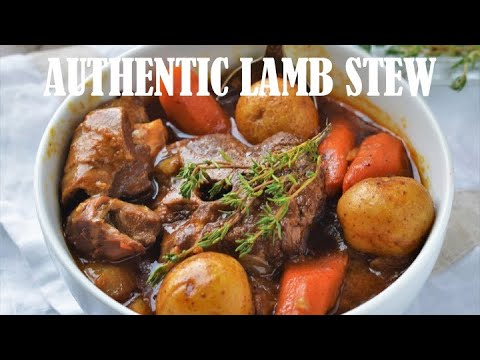 Easy Lamb Stew | Instant Pot