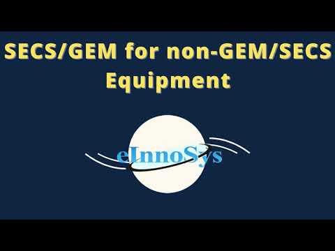 SECSGEM for non-GEMSECS