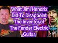 Capture de la vidéo Why Fender Guitar's Inventor Was Disappointed With Jimi Hendrix