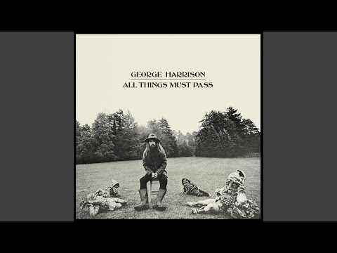 All Things Must Pass (Remastered 2014)