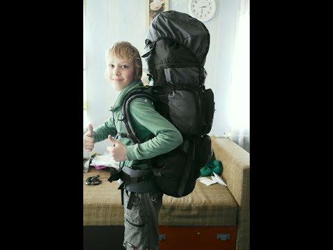 Обзор покупок и туристического рюкзака Турлан.