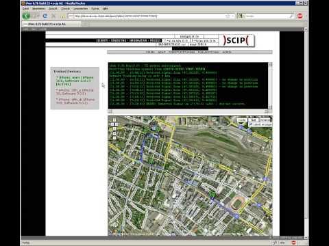 IPhone Backdoor GPS Tracking