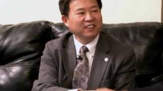 Dr. Xu Xin, Nanjing University, on Jewish life and studies in China -846