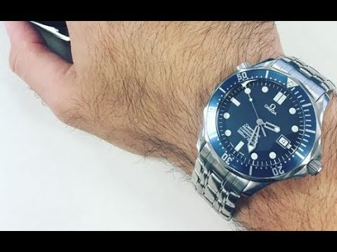 The Greatest Bond Watch? – Omega Seamaster Bond Review