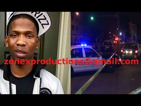Memphis Rapper BlocBoy JB SHOT 6 times at hotel,police lookin for young dolph
