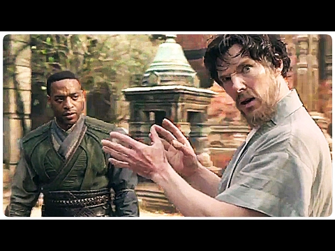 DOCTOR STRANGE BLOOPERS + DELETED SCENE |...