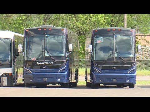 Devastated By COVID-19, Motorcoach Industry Plans Convoy To Washington, D.C.
