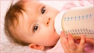 Baby Nutrition - Formula Serving Sizes