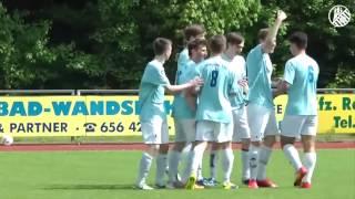 SC Condor  vs Niendorfer TSV U 19 A Jugend  Regionalliga  1-4 (1-1)