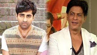 Ayushman Khurana gets SLAPPED, Shahrukh Khan rejects Abbas -- Mustan