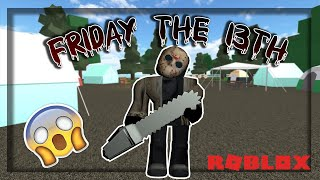 ROBLOX HORROR MOVIE | FRIDAY THE 13TH SPECIAL | ROBLOXIAN HIGH SCHOOL