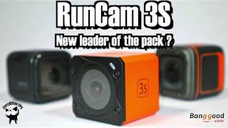 The RunCam 3S review -  is it a GoPro Session replacement?  Supplied by Banggood