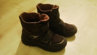 Ботинки зимние для девочки 36р. Superfit (Австрия)(, 2014-12-24T19:07:36.000Z)