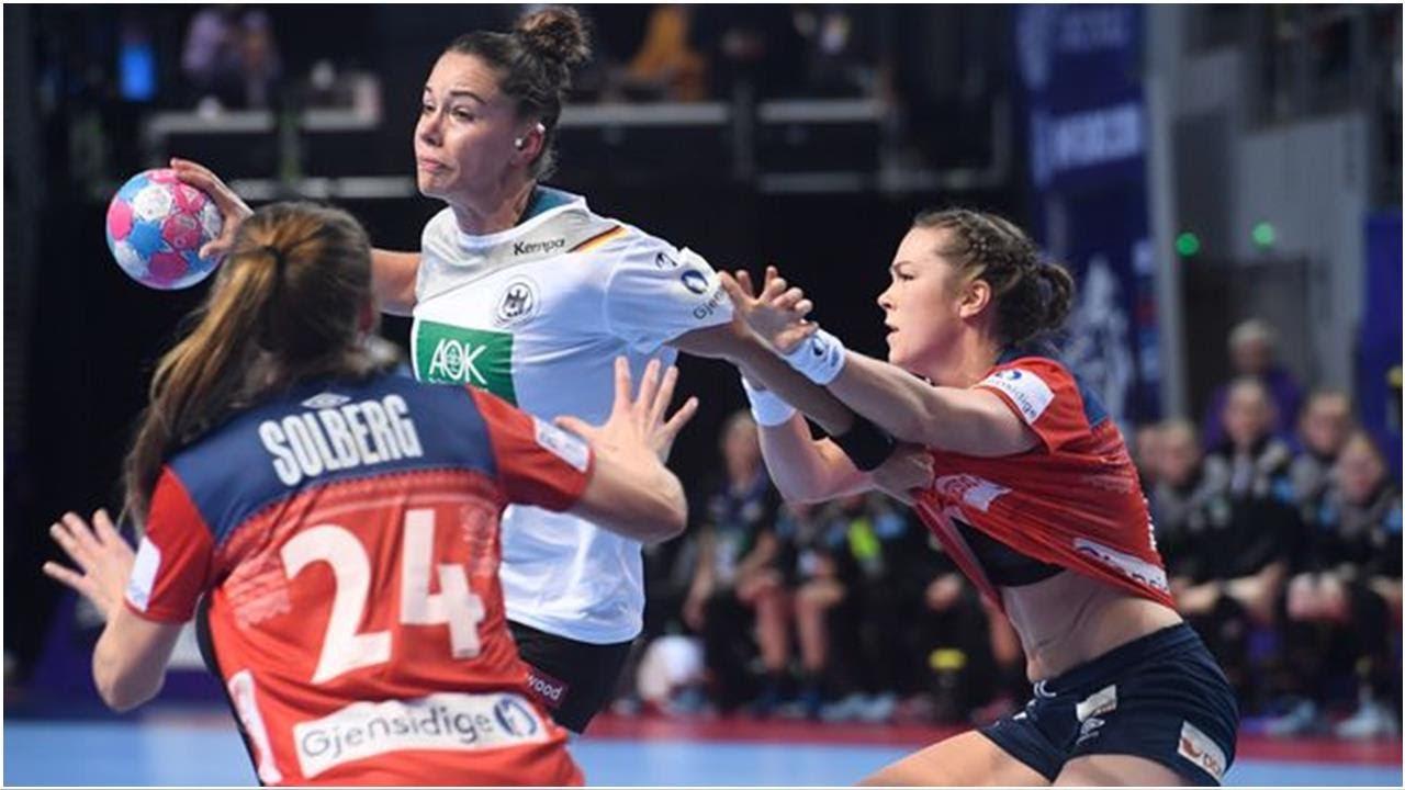 Handball Em Frauen Deutschland Schlägt Europameister
