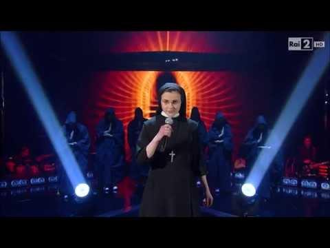 The Voice IT | Serie 2 | Live 1 | Suor Cristina ...